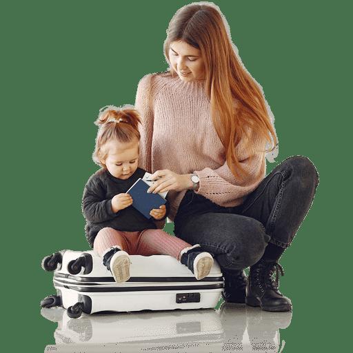 Viajes Viramundo Permiso de Menores - Servicios