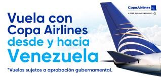Copa Airlines Viajes Viramundo - Servicios